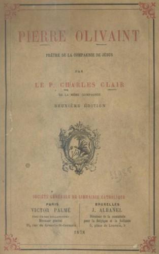 Ch Clair_P Olivaint cover.jpg